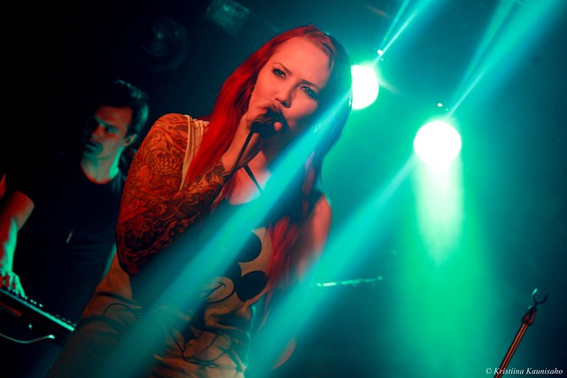 Nimetön @ Henry's Pub (Kuopio) 14.9.2012