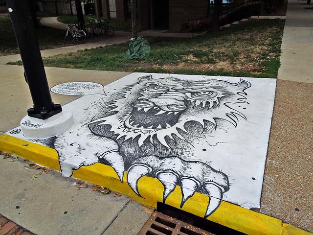 Storm drain art flickr photo sharing - Painting tool avis ...