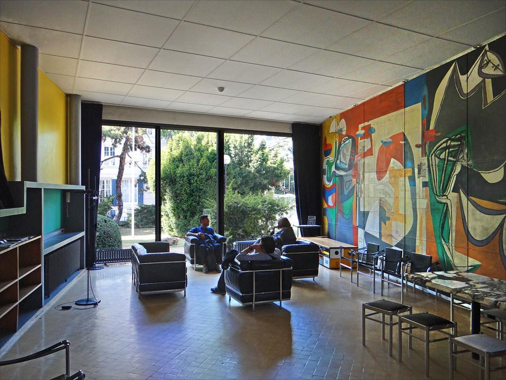 La fondation suisse cit internationale universitaire de paris flickr photo sharing - Salon studyrama cite universitaire ...