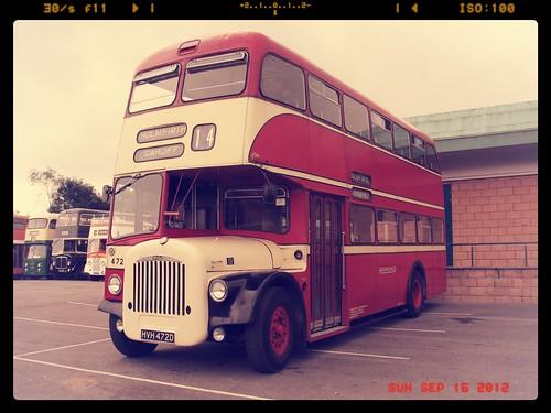 Classic Bus Trip
