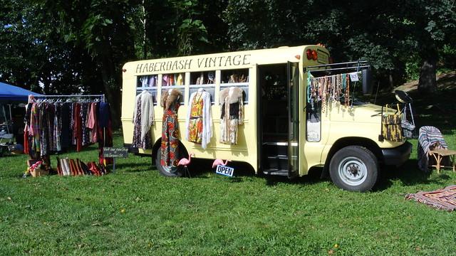 Haberdash mobile shop