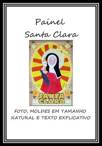 PROJETO PAINEL SANTA CLARA by edilmarasantiago