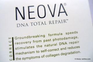 NEOVA DNA Total Repair skincare skin care