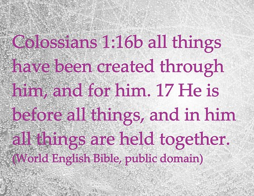 Colossians 1:16-17