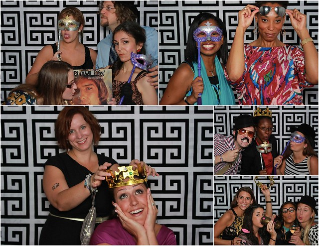 5th Annual Blue Martini Party , photos - Bashbooths