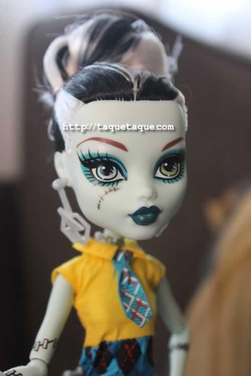 Frankie Fashion (exclusiva de Toys 'R Us) llegó a mi colección en julio, junto a Abbey Fashion