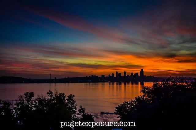 Hamilton Viewpoint Seattle, WA
