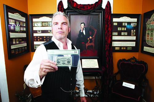 Wesley Smith Fractional Curreny Exhibit