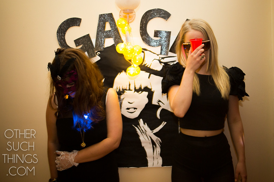 Lady Gaga Party
