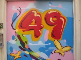 49 graffiti