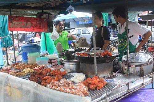 タクアパ市場とお昼ご飯 (2)