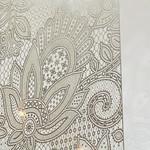 Metal lace panel @ 100% design