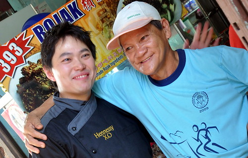 3a chef Michael han and laksa