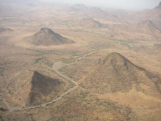 Jebel Marra area