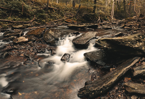 park longexposure autumn mountain fall water creek 35mm canon river photo waterfall stream long exposure stitch f14 maryland catoctin photostitch 35l f14l canon35mmf14lusm 5dmkii