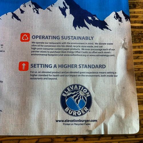 EB - sustainability