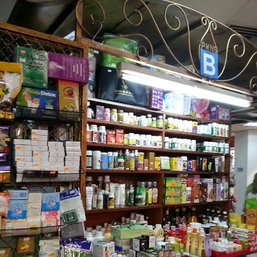 Jamu , herba dan produk halal yang harga berpatutan.
