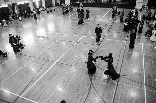 Kendo Tournament Jakarta