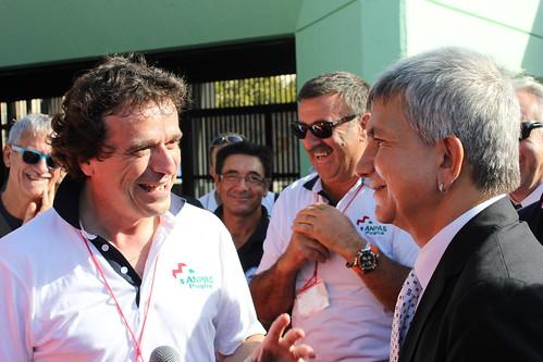 Nichi Vendola e Fausto Casini