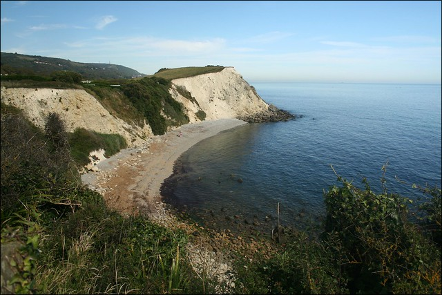 Sir RIchards Cove, Isle of Wight
