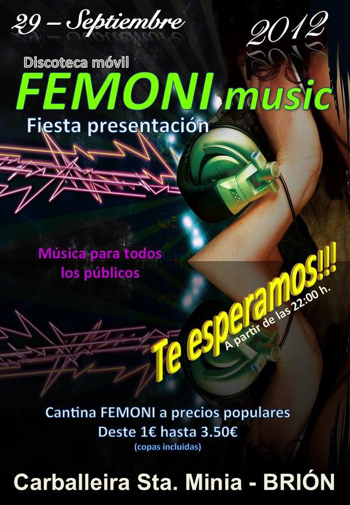 Cartel FEMONI 2