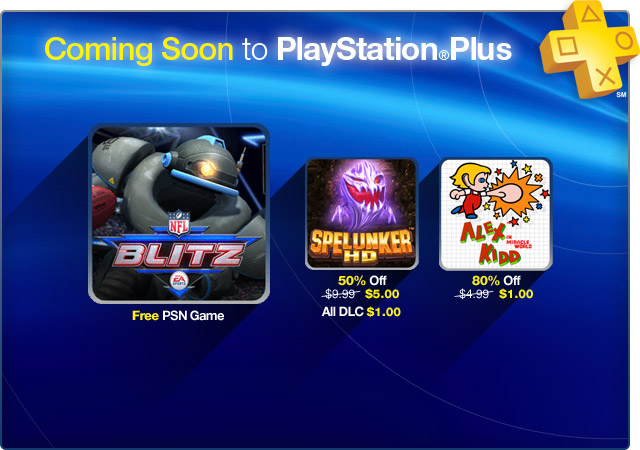 PlayStation Plus Update: 10-2-2012