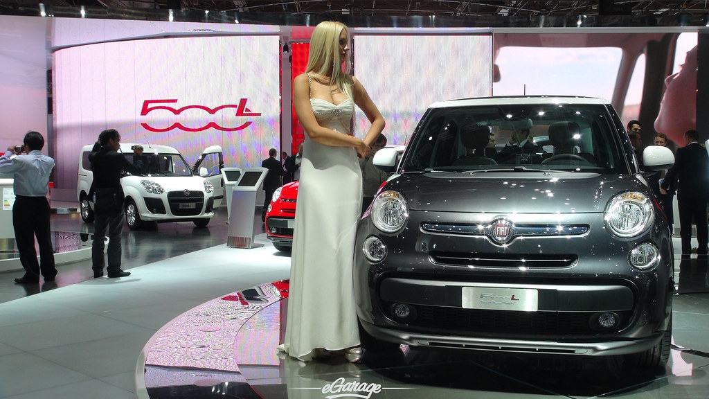 8034746528 05249f4a09 b eGarage Paris Motor Show Fiat Model