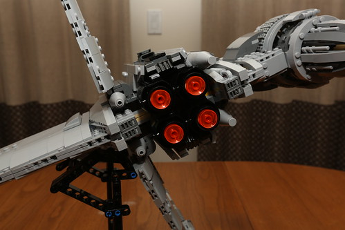 10227 B-wing Starfighter Review - 23