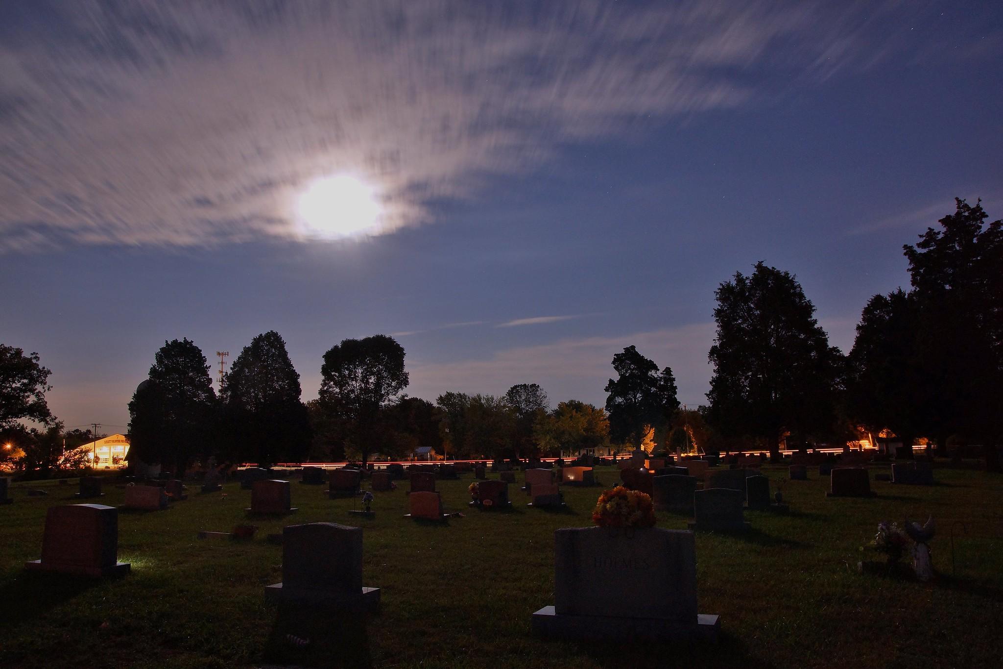 Harvest Moon Cemetery Tour Fredonia Ny