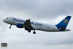 G-SUEW - 1961 - Thomas Cook Airlines - Airbus A320-214 - 120812 - Bristol - Steven Gray - IMG_1479