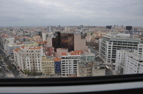 Vista de la habitacion 2012