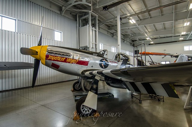 Historic Flight Foundation P-51 Mustang