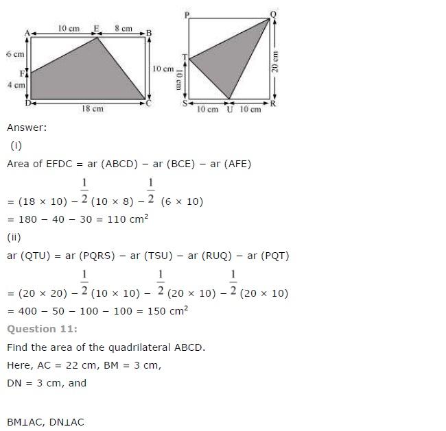ncert solutions for class 7 maths chapter 11