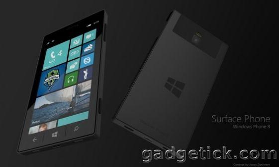 смартфон Microsoft на Windows Phone 8