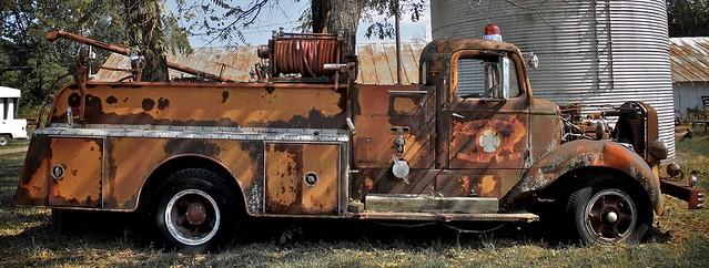 An old Firetruck