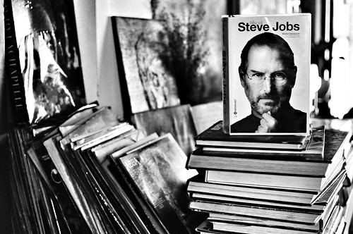 """Stay Hungry, Stay Foolish"" - Steve Jobs"