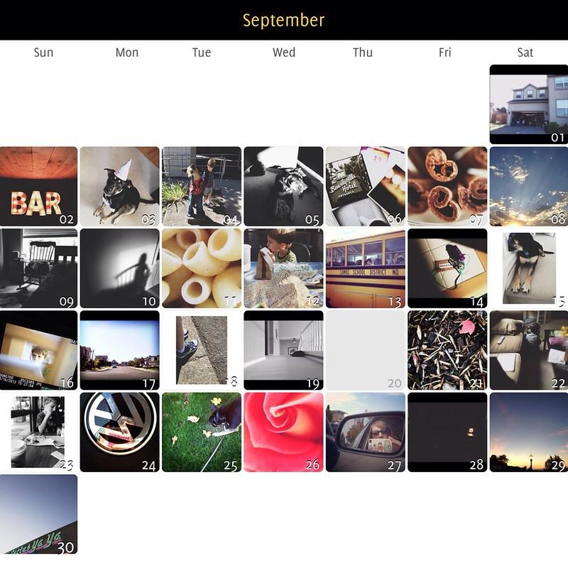 September 365+1