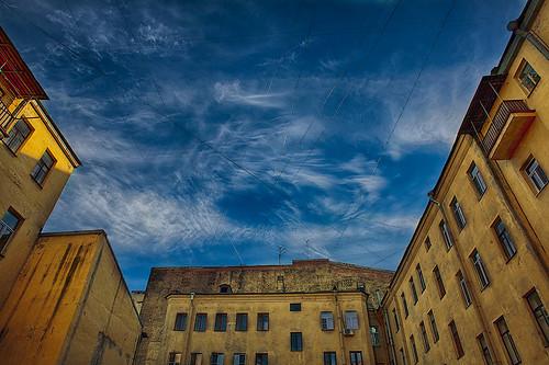 City Wide Web by dyadyavasya