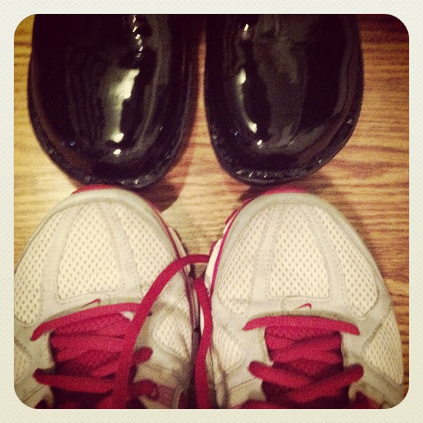 #photoadayagl : shoes