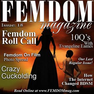 FEMDOM Magazine Issue 18