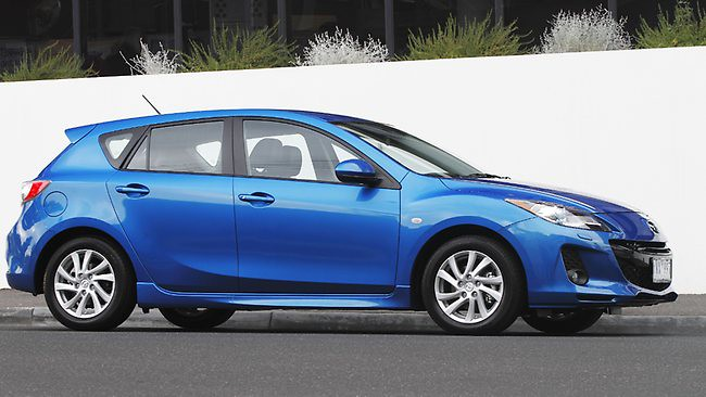 2012 Mazda 3 - Australia's New Car Sales Figures For September 2012: