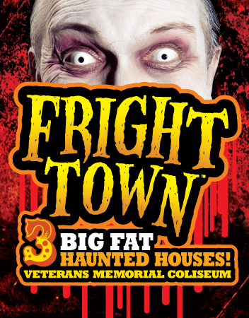Fright Town Portland Halloween