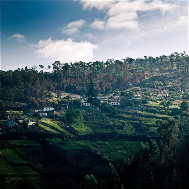 Achadas Da Cruz, Madeira