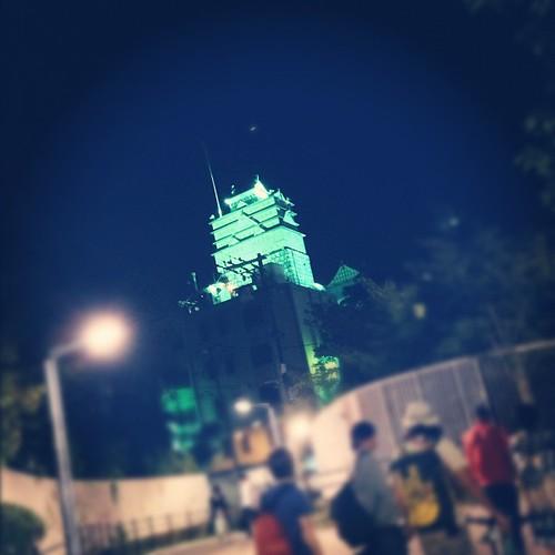 天王寺城w