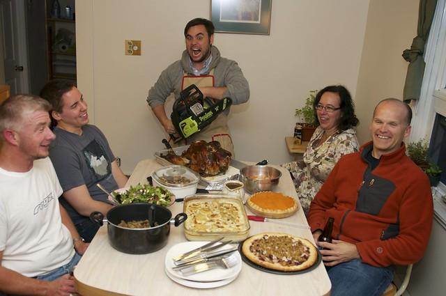 Thanksgiving Yellowknife Style