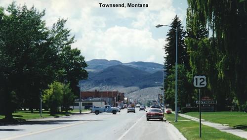 Townsend MT