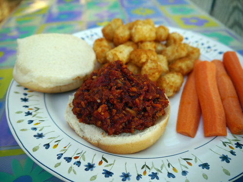 Sloppy Joes from Vegan Junk Food (0004)