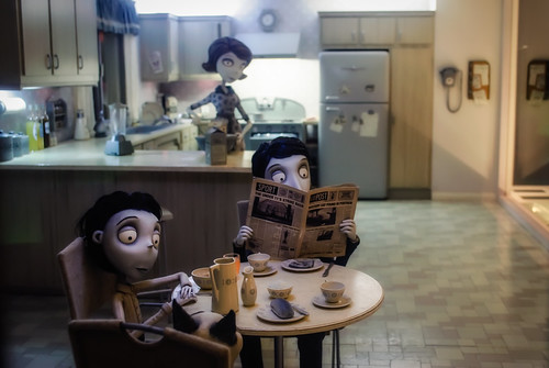 The Art of Frankenweenie:  Part 2 by hbmike2000