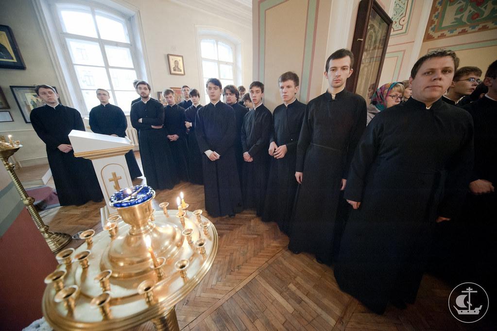 Мужской хор Духовной Академии