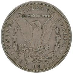Clyde Barrow dollar reverse